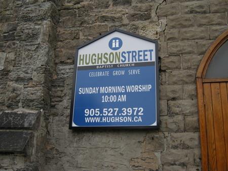 Discovering Hughson
