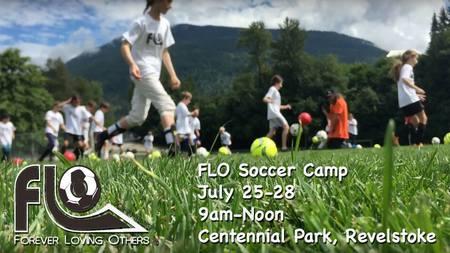 FLO Soccer Camp