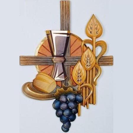 Refresher Series about Baptism, Jesus & Eucharist