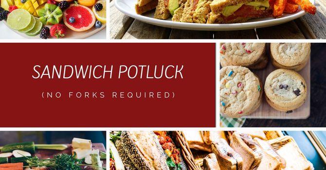 Sandwich Potluck