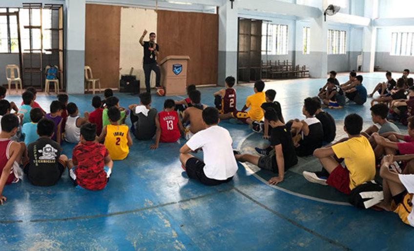 LCC CAMI Basketball Camp 2018 @ Legazpi, Albay Philippines