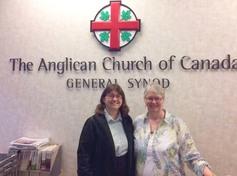 Lynne mcnaughton and cynthia hainesturner