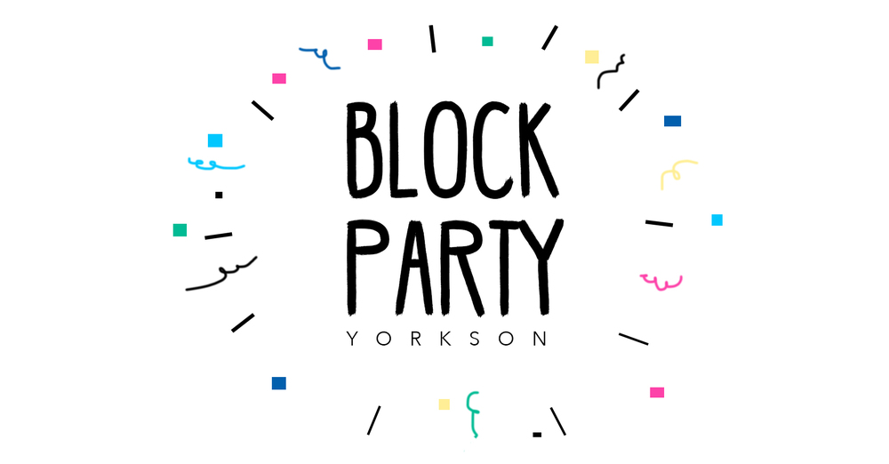 BLOCK PARTY YORKSON