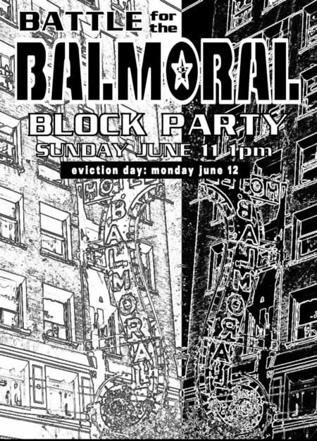 Balmoral Block Party