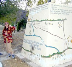 Guatemala  monument