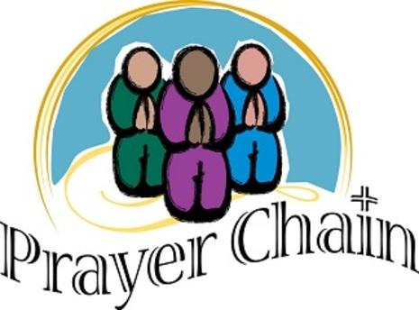 Prayer Chain!