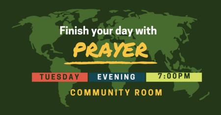 Tuesday Night Prayer