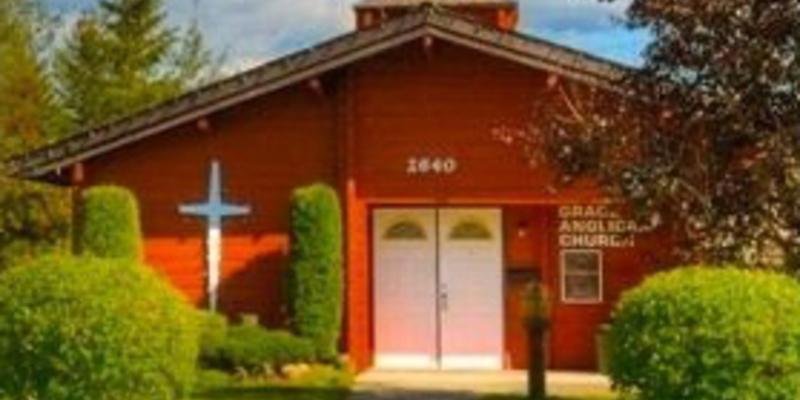 Grace Church, Prince George