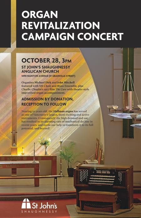 Free Organ Concert