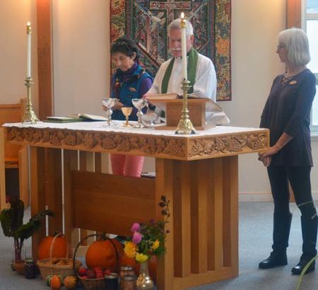 Harvest Thanksgiving in Squamish