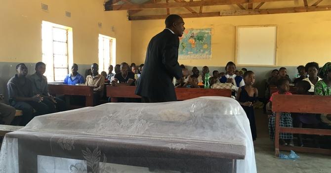 Welcoming New Church Members in Dzuwa image