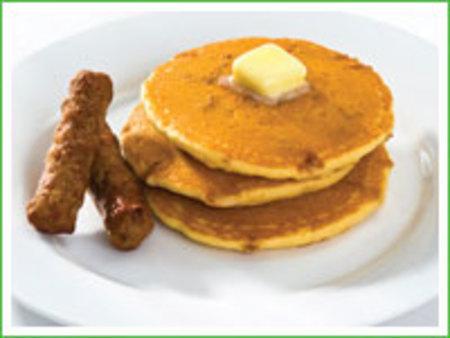 Pancake/Sausage Dinner & Ash Wednesday Service