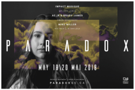Conférence de jeunesse PARADOX