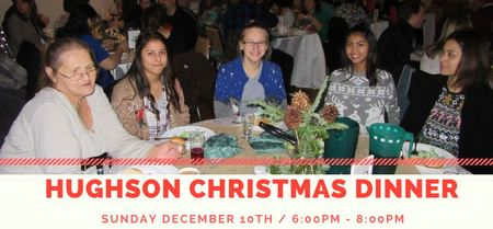 Hughson Christmas Dinner