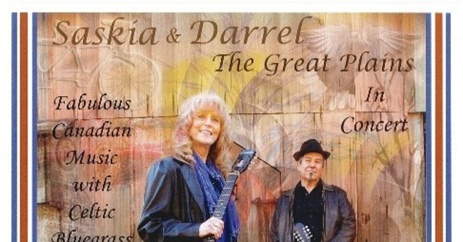 Saskia and Darrell in Concert