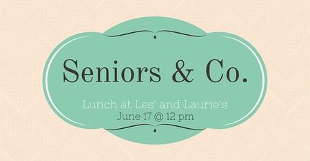 Seniors' Lunch