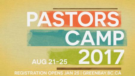 PASTORS CAMP 2017