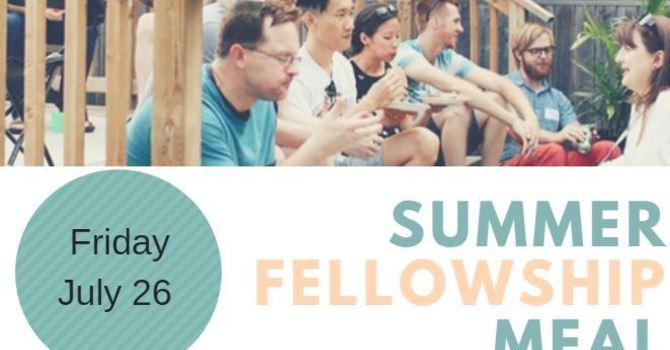 Hughson Summer Fellowship Meal