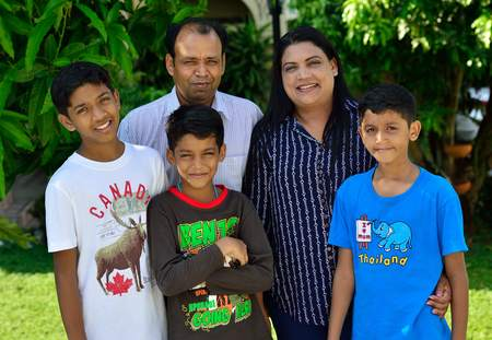 Welcome Masih Family!