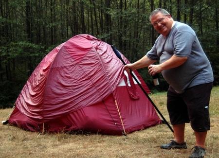 MP Community Camping Trip