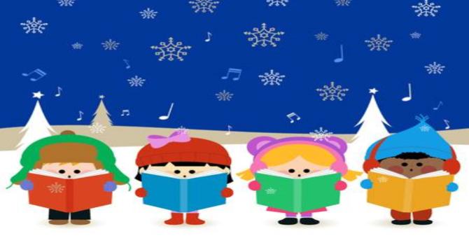 Christmas Story Children's Choir Rehearsal