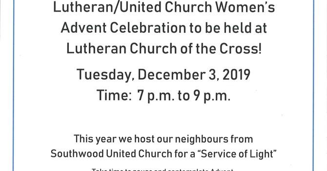 Women's Advent Service