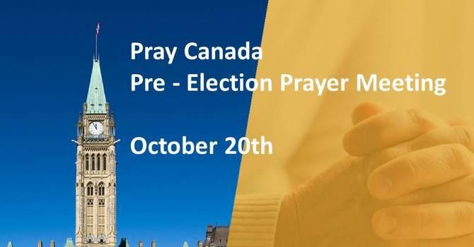 Pray Canada