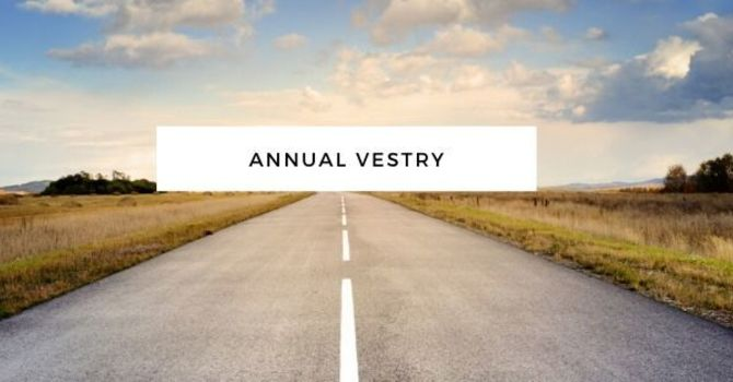 Annual Vestry