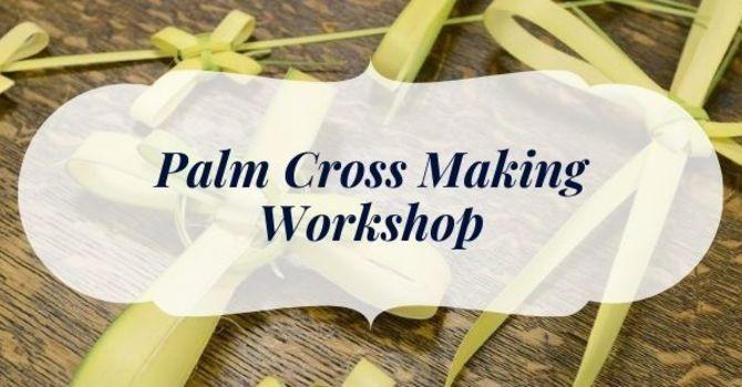 Palm Cross Making Workshop