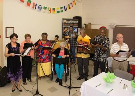 Caribbean-International Night a wonderful success