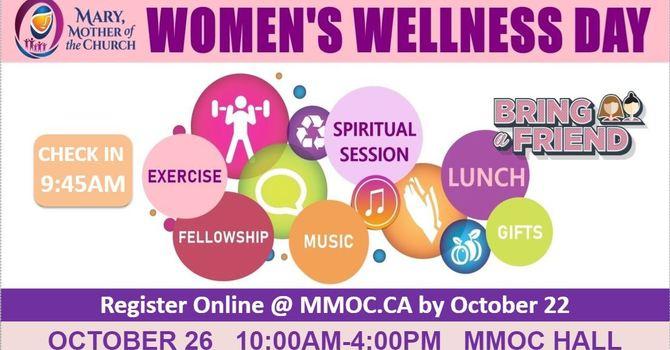 MMOC Women's Wellness Day!