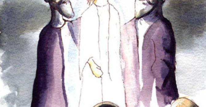 Worship February 23rd - Transfiguration Sunday