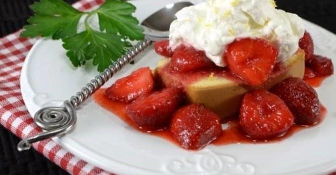 Strawberry Shortcake Delivery