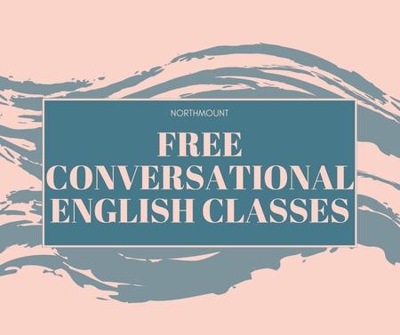 Conversational English Class