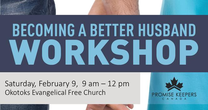 Becoming a Better Husband Workshop