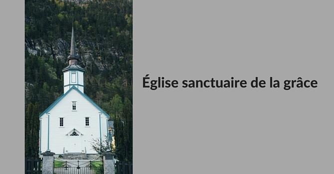 Eglise sanctuaire de la grâce